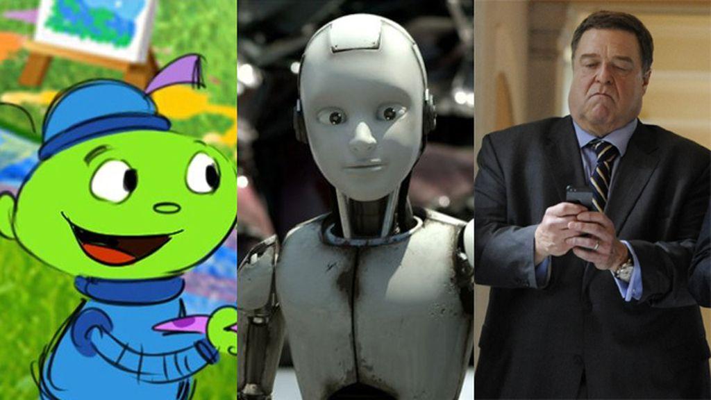 'Alpha House', 'Betas', 'Annebots', 'Creative Galaxy' y 'Tumbleaf', para desafiar a Hulu y Netflix