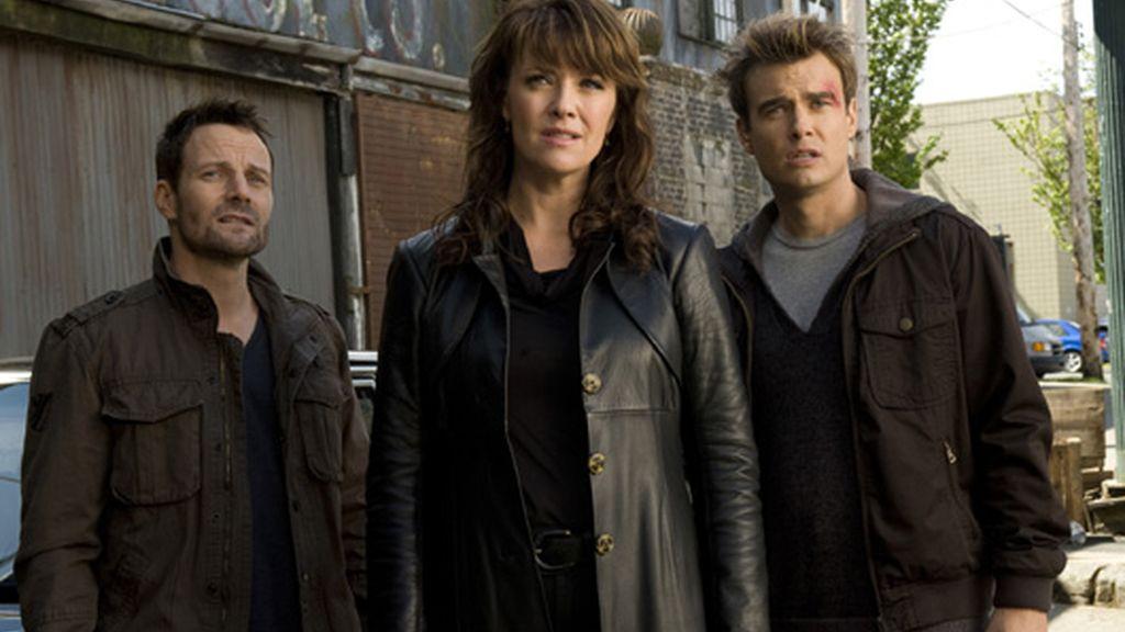 'Sanctuary', 3º temporada (martes, 18 de octubre, 21.30)