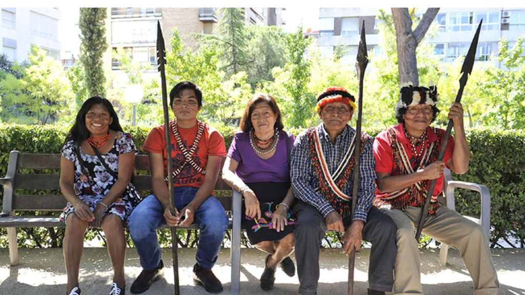 Emoción, contrastes y mucho humor con las tribus