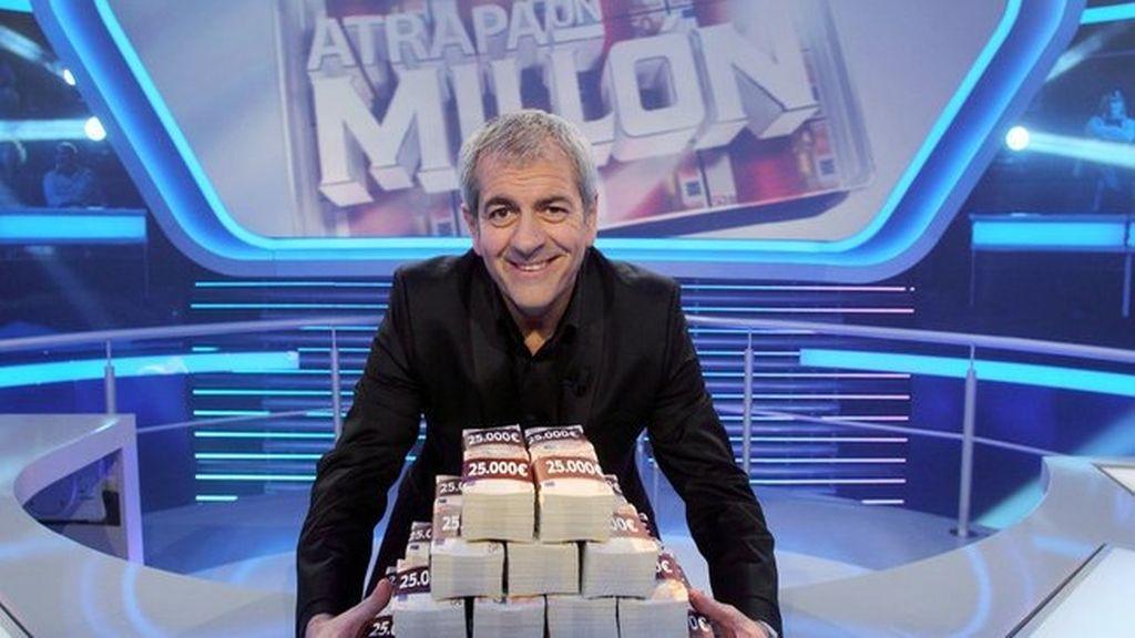 'Atrapa un millón' (Antena 3), mejor programa de entretenimiento