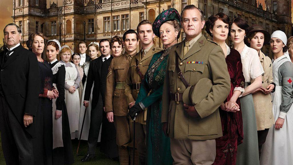 'Downton abbey', mejor serie dramática
