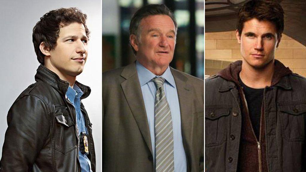 Dramas como 'Rehenes', comedias 'The crazy ones', ciencia-ficción como 'Agents of S.H.I.E.L.D.S.'...