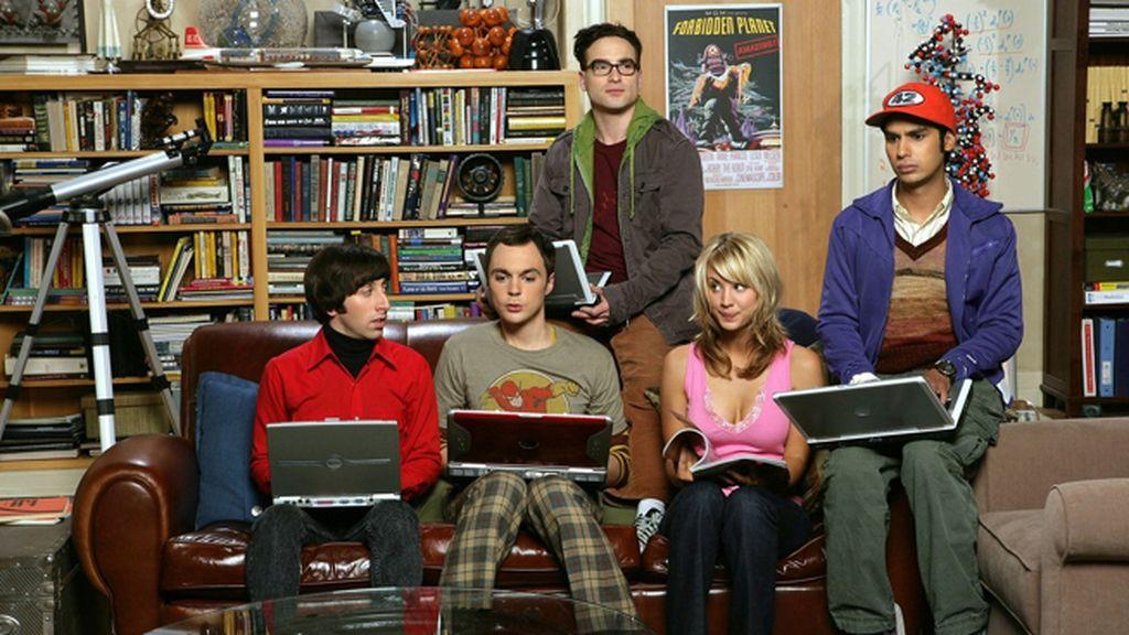 'The big bang theory', mejor comedia