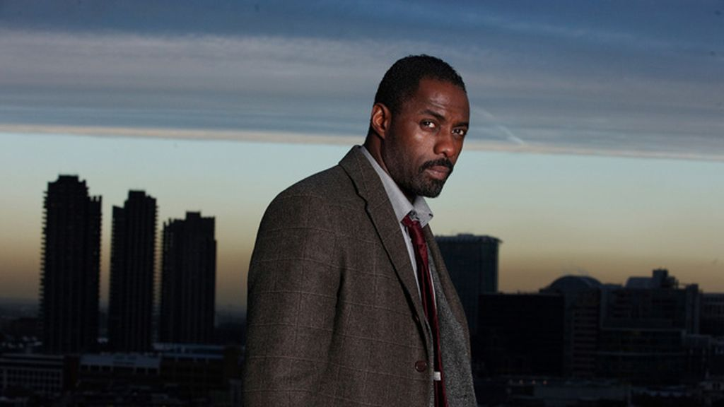 Idris Elba, mejor actor de miniserie o 'telefilme' por 'Luther'