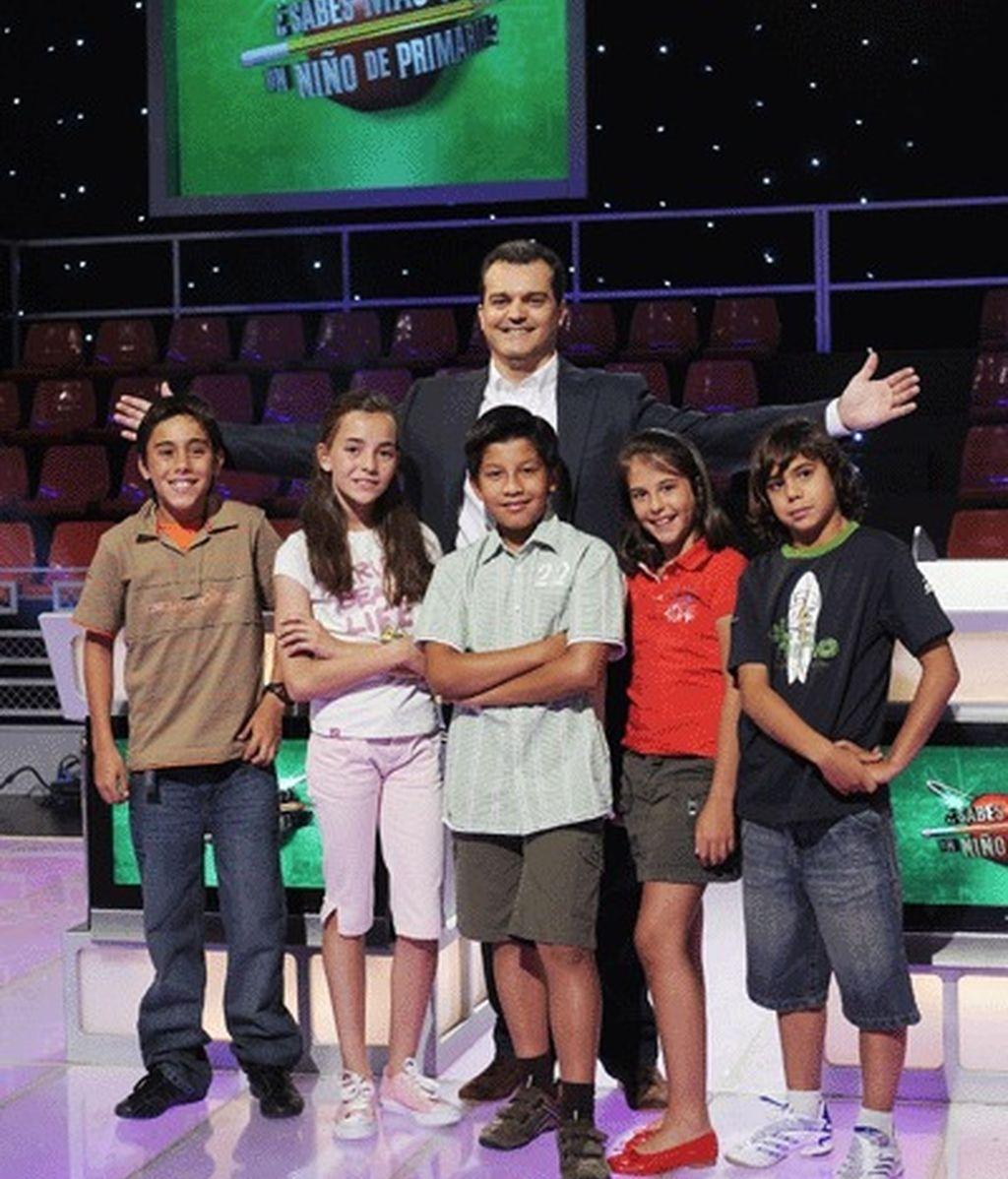 ¿Sabes más que un niño de primaria? (Antena 3)