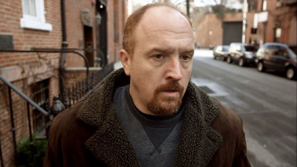 Louis C.K, mejor actor de comedia por 'Louie'