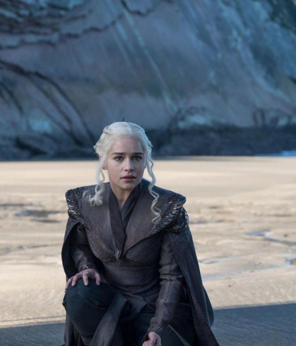 Danerys Targaryen (Emilia Clarke) en la séptima temporada de 'Juego de tronos'