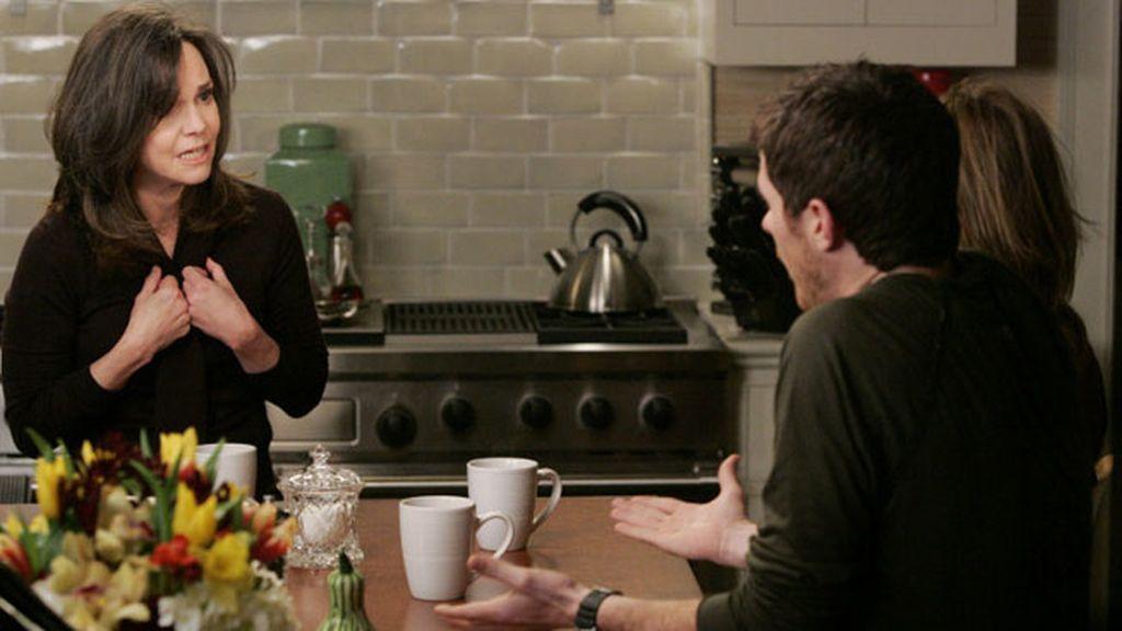 Sally Field (candidata a mejor actriz secundaria por 'Lincoln'), en 'Cinco hermanos'