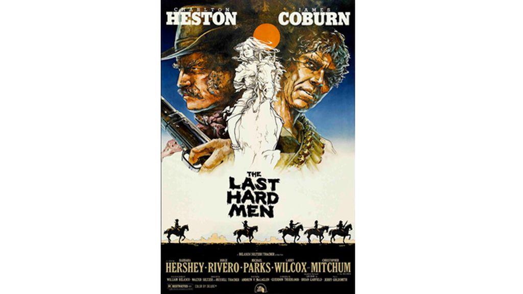 'Los últimos hombres duros', el miércoles 25 de abril a las 22.30