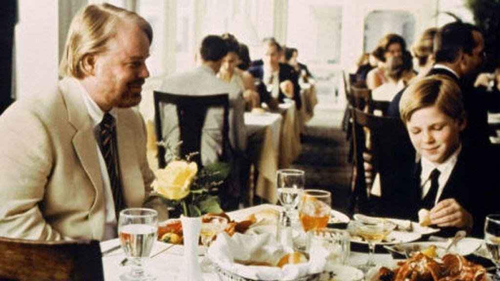 Philip Seymour Hoffman (candidato a mejor actor secundario por 'The Master'), en 'Empire Falls'