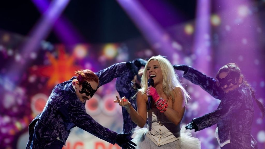 Finlandia. Krista Siegfrids. 'Marry Me'