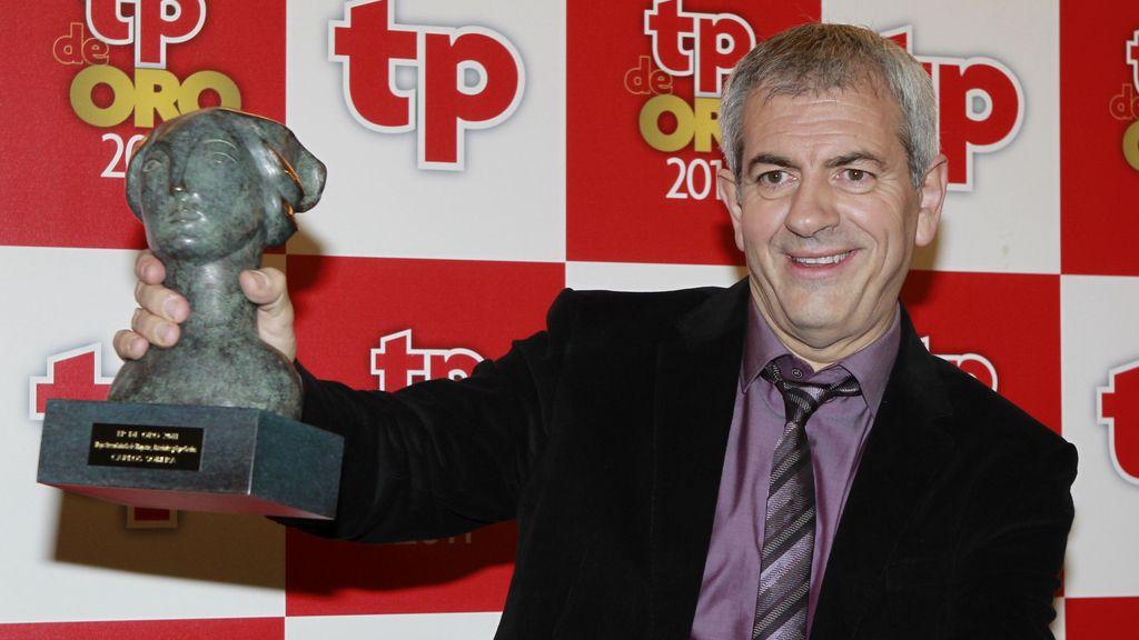 Carlos Sobera ('Atrapa un millón', Antena 3), mejor presentador de espectáculo y entretenimiento