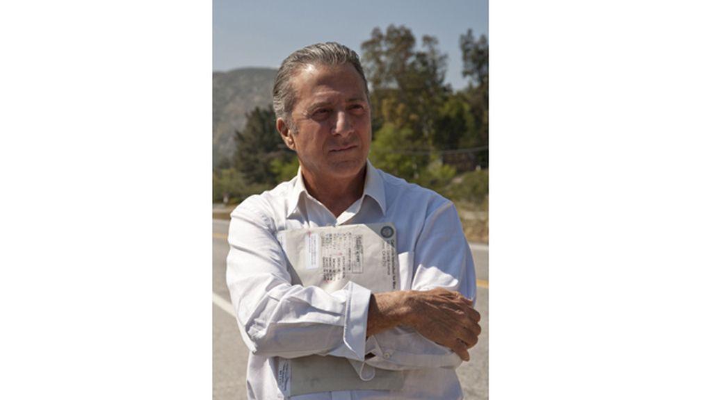 Una historia sobre los hipódromos y las apuestas con Dustin Hoffman como protagonista