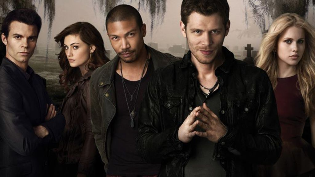 'The Originals', CW, 3 de octubre