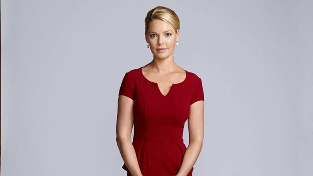 Katherine Heigl es Charleston Tucker