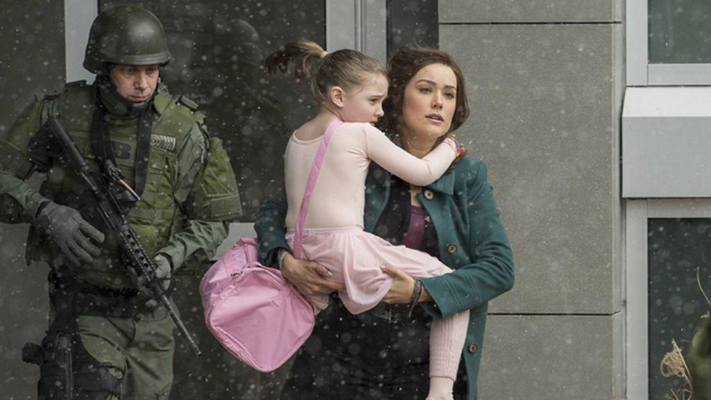 El 'thriller' de acción que arrasa en Estados Unidos