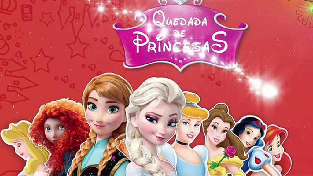 Quedada de Princesas en Cuatro