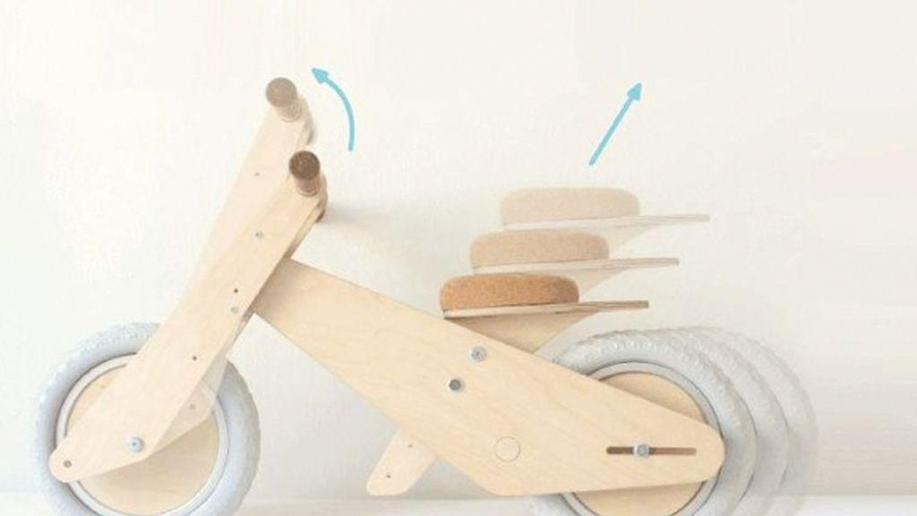 B' Kids, la bici que crece con el niño