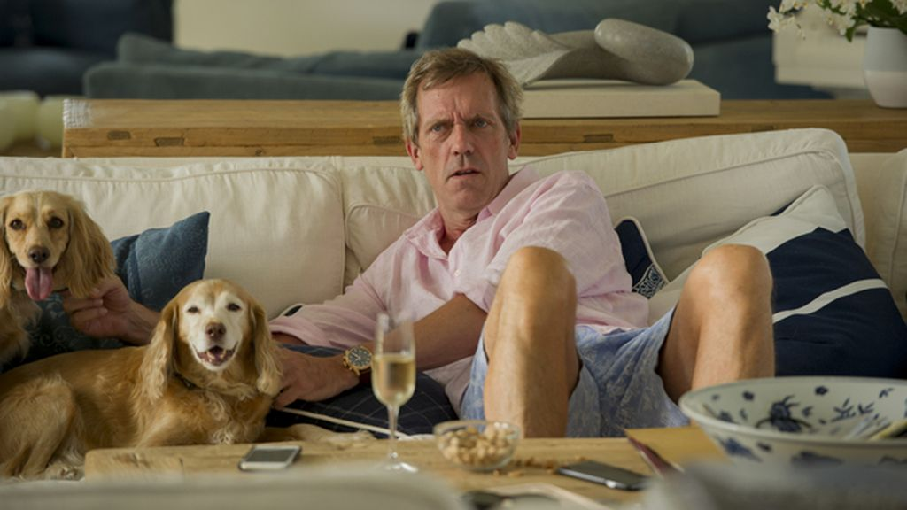 Hugh Laurie es Richard Roper