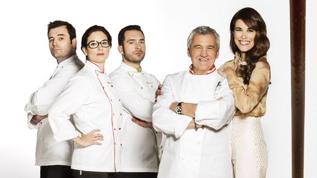 Presentado por Raquel Sánchez Silva, el 'talent' cuenta como mentores con David Pallás, Amanda Laporte y Sergi Vela