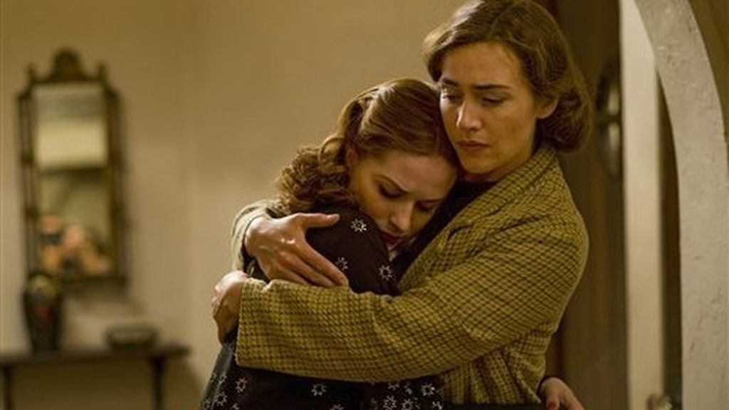 Kate Winslet, mejor actriz secundaria de miniserie por 'Mildred Pierce' (Canal + 1)