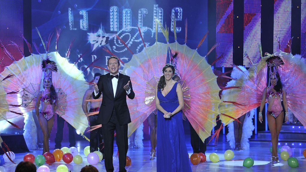 'El año en Paz', con Paz Padilla y Joaquín Prat (Telecinco). El 31 de diciembre, a las 22.00