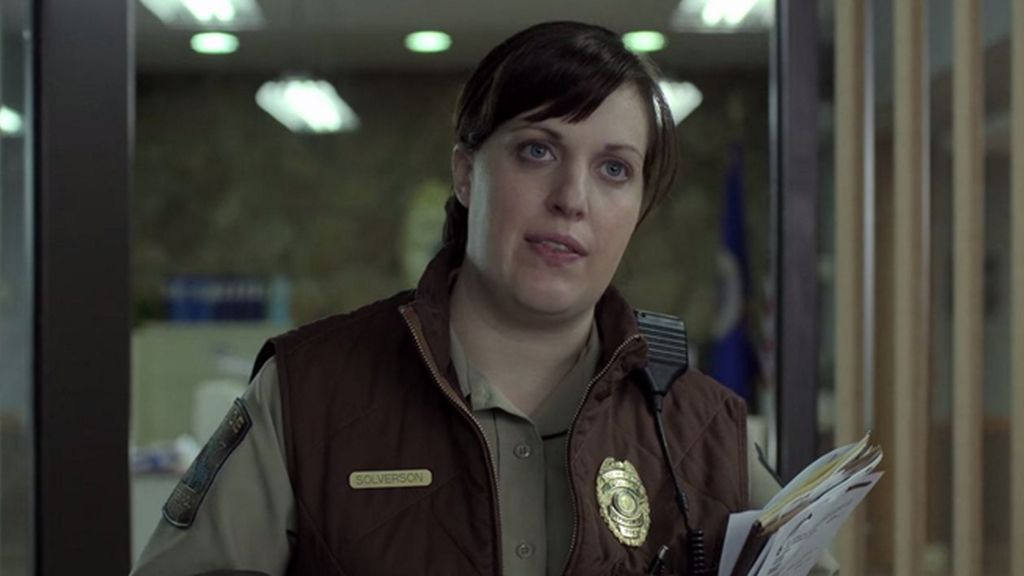 Allison Tolman, mejor actriz de miniserie por 'Fargo'