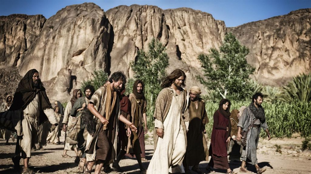 'The Bible' (HISTORY), mejor miniserie
