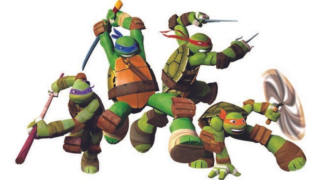 Historia de 'Las tortugas ninja'