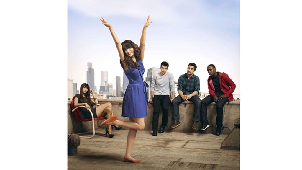 La noche de comedia se completa con la tercera temporada de 'Modern family'