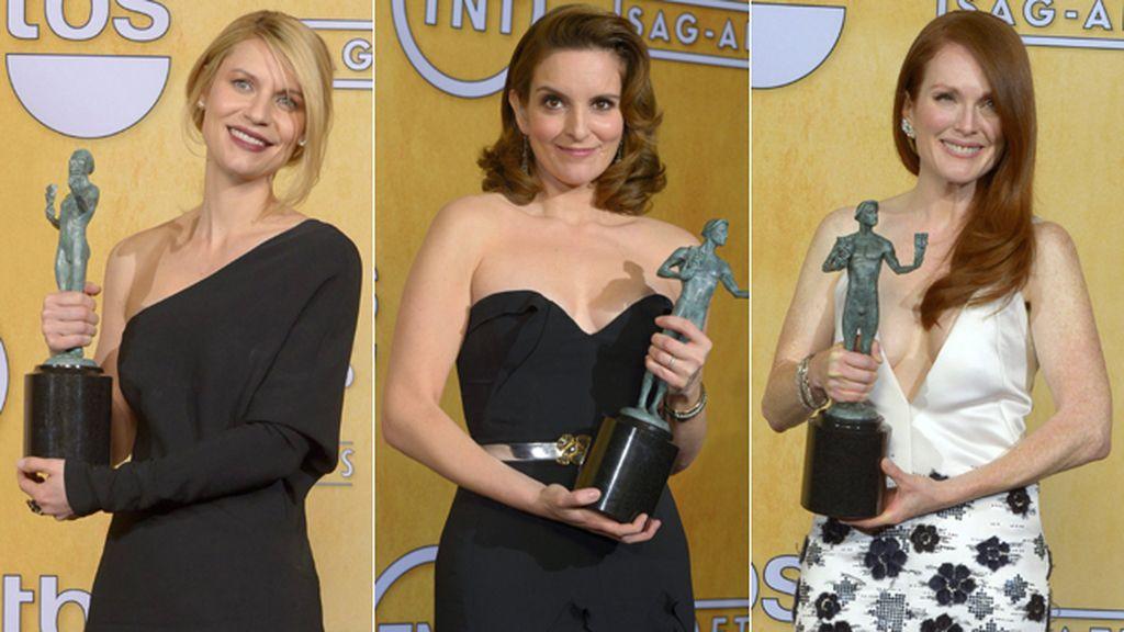 Los miembros del SAG eligen los repartos de 'Modern Family' y 'Downton Abbey' como los mejores de comedia y drama en televisión