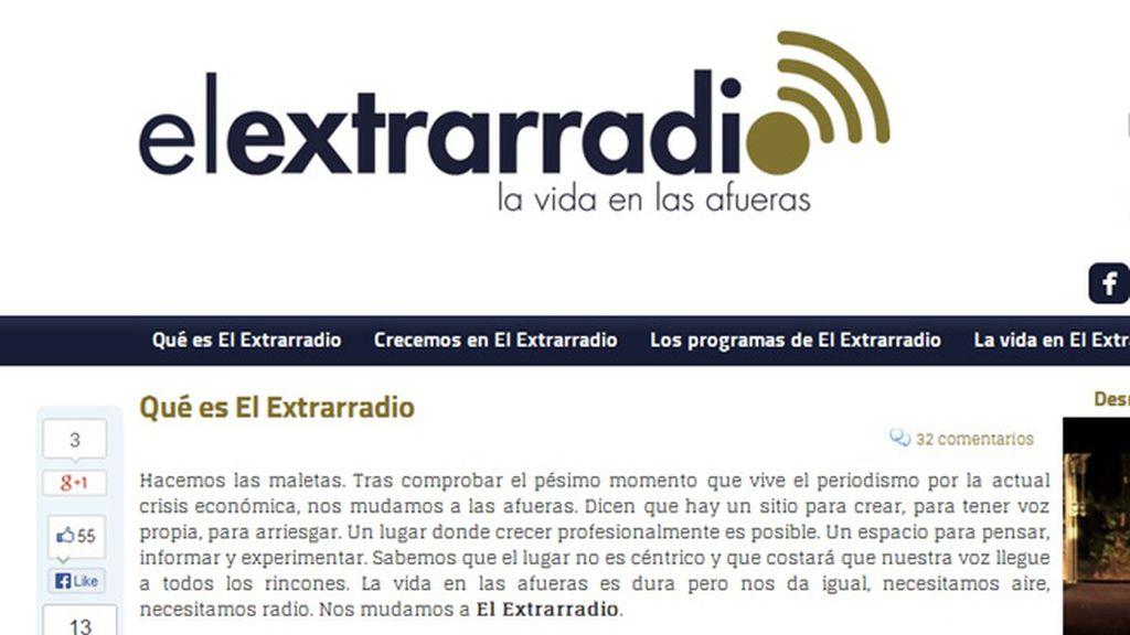 El Extrarradio, premio a la innovación radiofónica