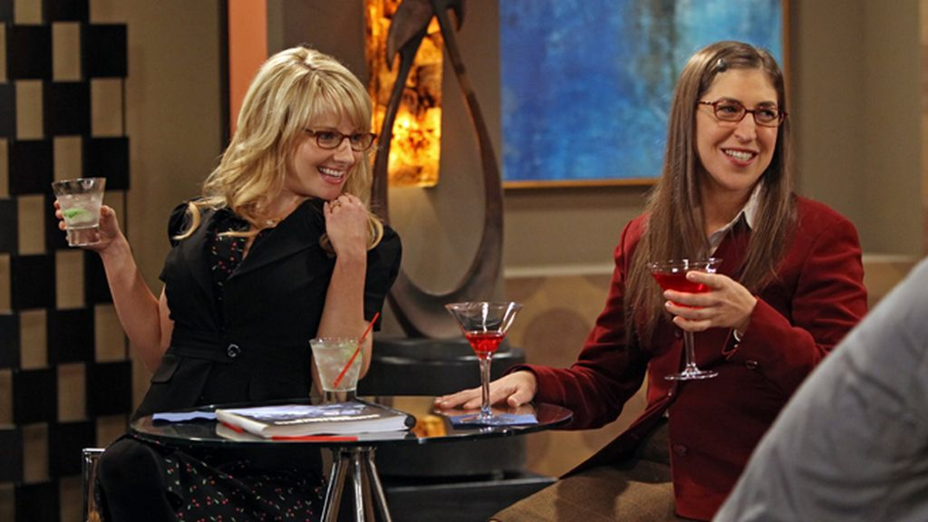 7º temporada de 'Big Bang theory'