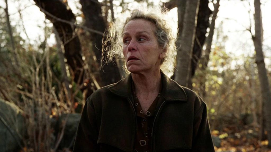Frances McDormand, mejor actriz de miniserie por 'Olive Kitteridge'