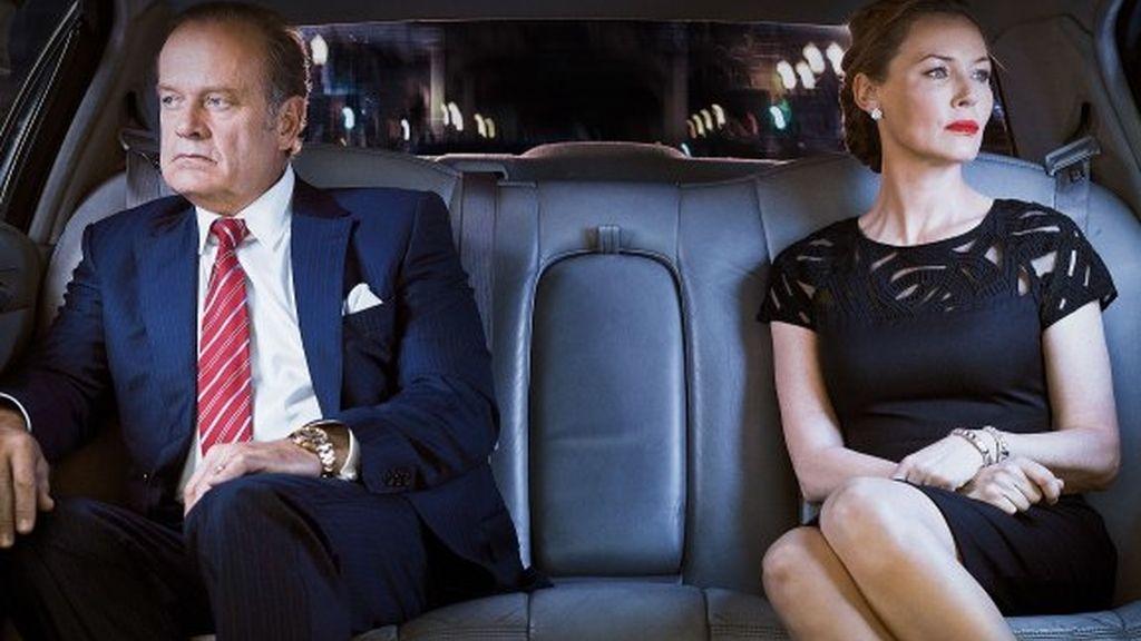 'Boss', mejor actor dramático (Kelsey Grammer)
