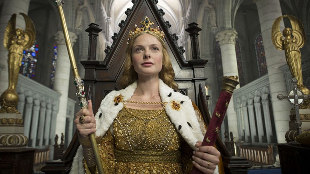 'The white queen', mejor miniserie o 'telefilme'