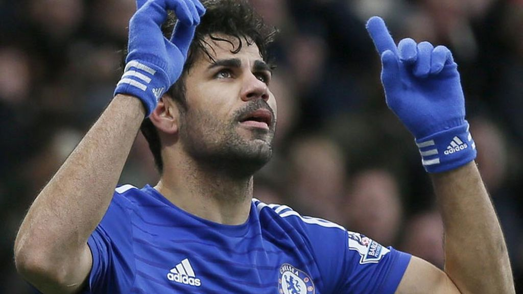 El Atlético de Madrid llega a un acuerdo con el Chelsea por Diego Costa