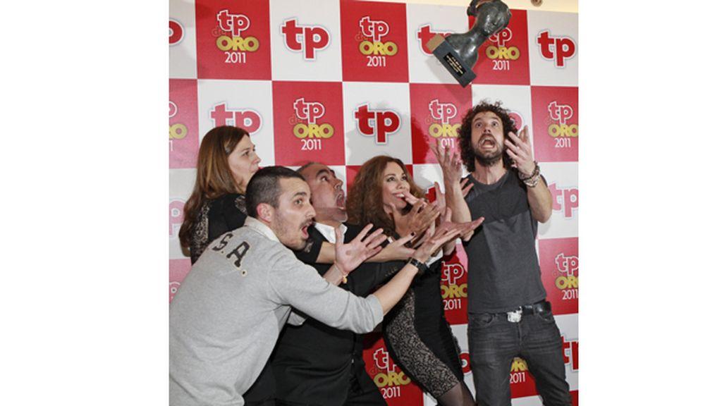 'El Hormiguero 3.0' (Antena 3), mejor programa de espectáculo y entretenimiento