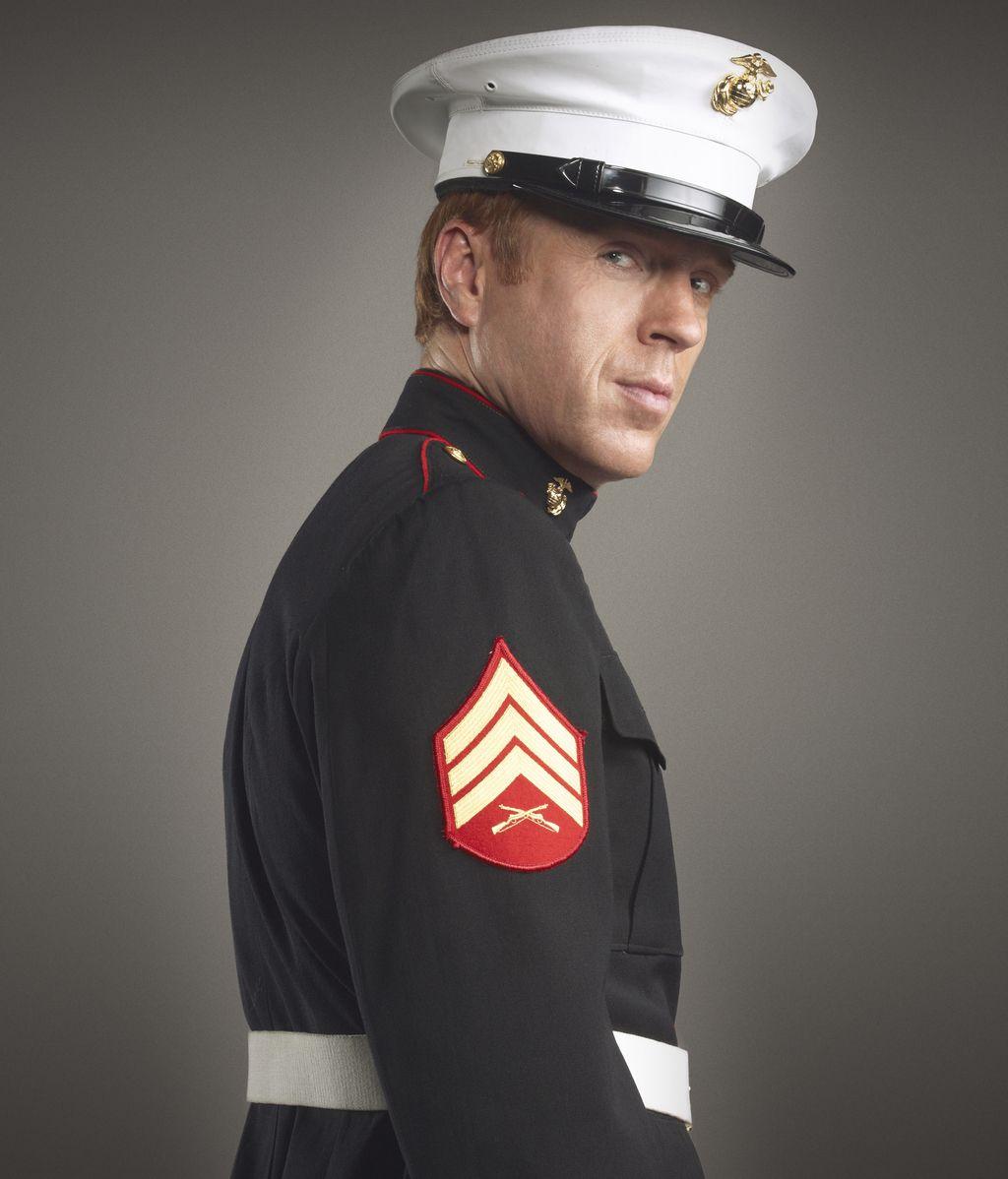 Damian Lewis es Nicholas Brody