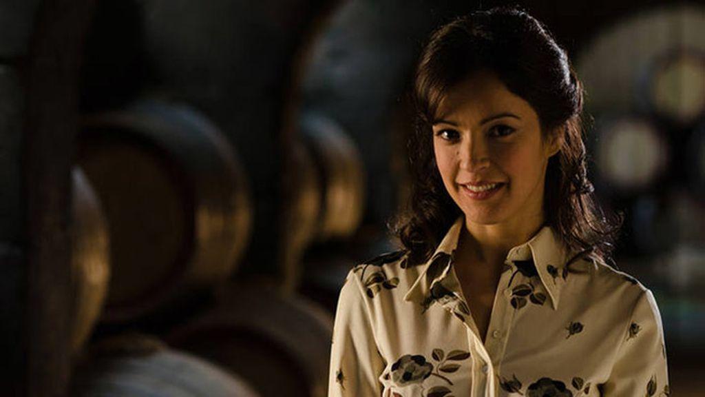 Verónica Sánchez es Sofía