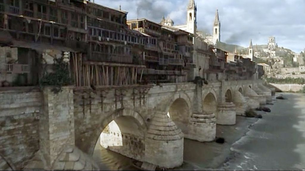 Puente romano de Córdoba (quinta temporada), como Volantis