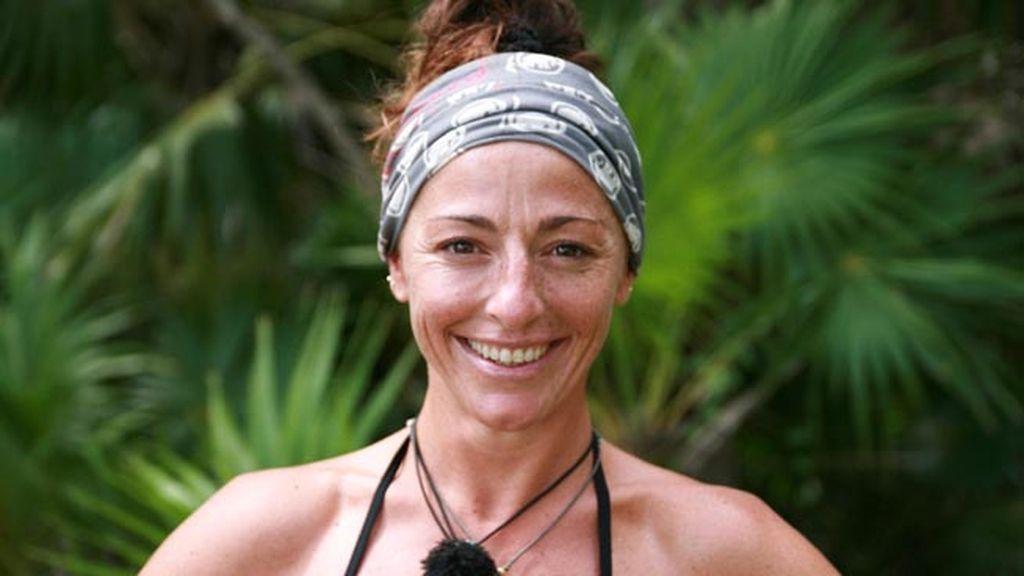 Juana Muñoz. Profesora de pilates de Sevilla, 39 años