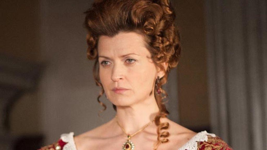 Arly Jover es Madame de Brissac