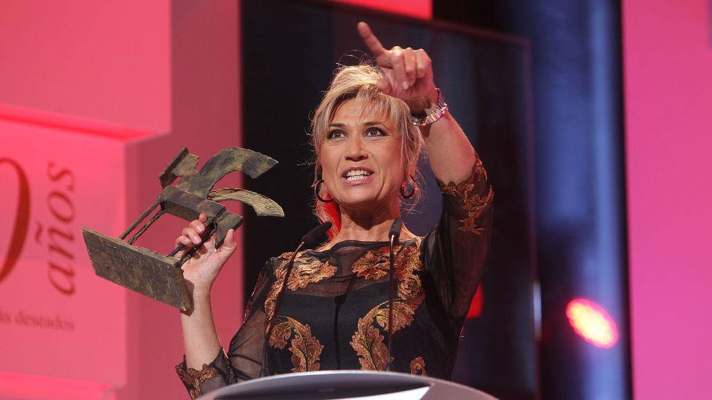 Julia Otero, premio a la trayectoria más destacada en radio