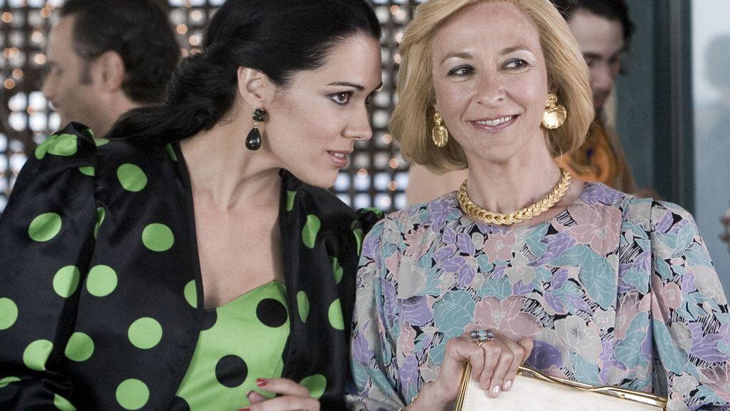 Eva Marciel interpreta a la artista sevillana