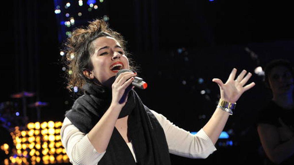 Primera selección de Eurovisión 2011
