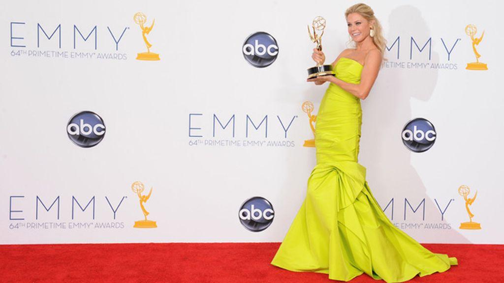 Julie Bowen, mejor actriz de reparto de comedia por 'Modern Family' (ABC)