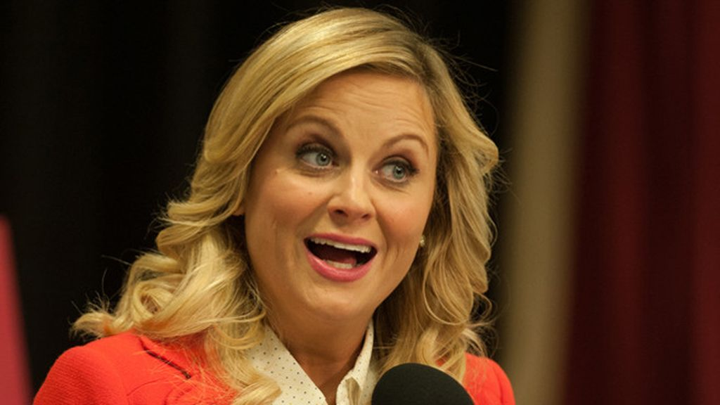 Amy Poehler, mejor actriz de comedia por 'Parks and recreation'