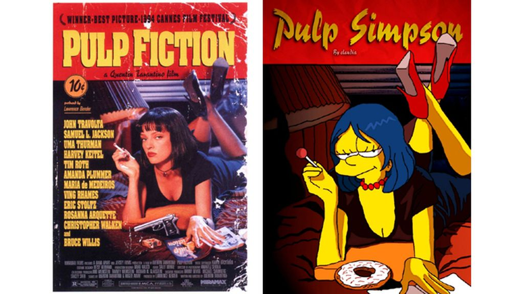 'Pulp fiction'