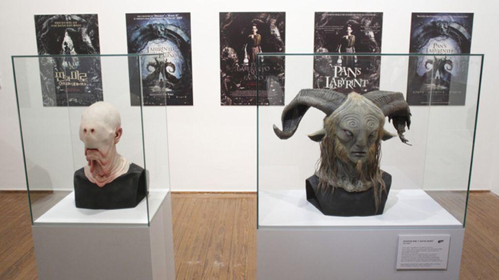 Máscaras de 'El laberinto del Fauno'